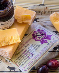 Hook's Five-Year Aged Cheddar cheese