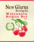 Wisconsin Belgian Red ale (in shop)