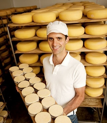 Uplands Cheese Andy Hatch
