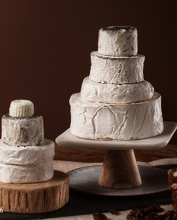 Fromagination features the Summer Festival Cake of Cheese