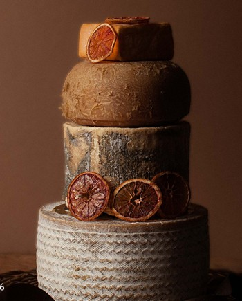 Fromagination features the Old Country Cake of Cheese
