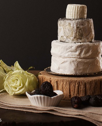 Fromagination features the El Cantito Cake of Cheese