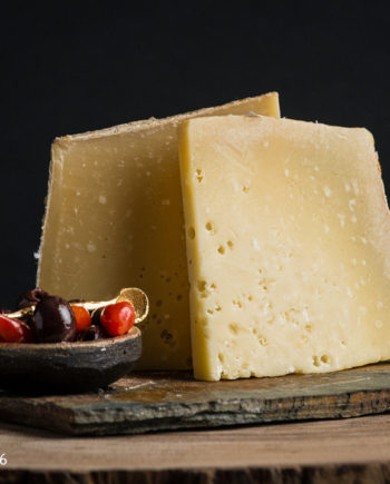 Fromagination features Edelweiss Creamery's Emmentaler cheese