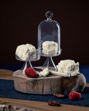 Fromagination features LaClare Farms Fresh Chevre (goat cheese)