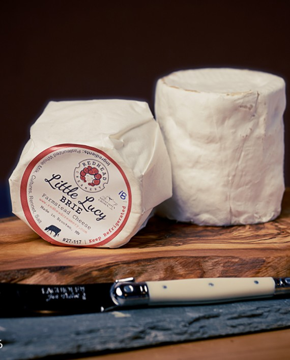 Fromagination features Little Lucy cheese