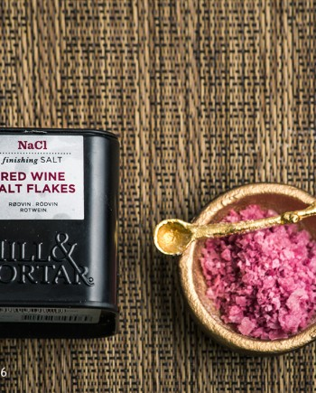 Fromagination features Red Wine Salt Flakes