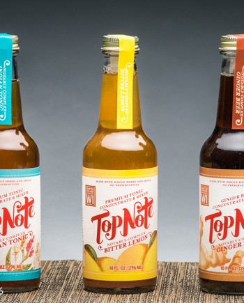 Fromagination features Top Note Tonic