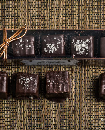 Fromagination features Gail Ambrosius Caramels with Sea Salt
