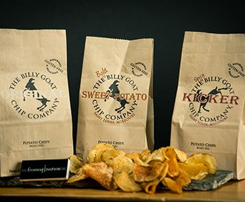Fromagination features Billy Goat Chips in 3 flavors