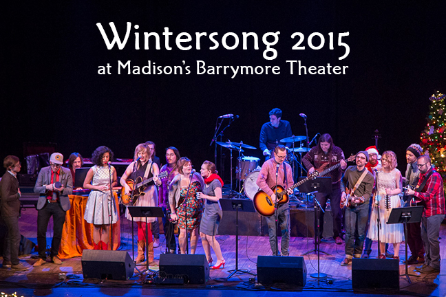 Fromagination contributes to Wintersong in Madison, Wisconsin