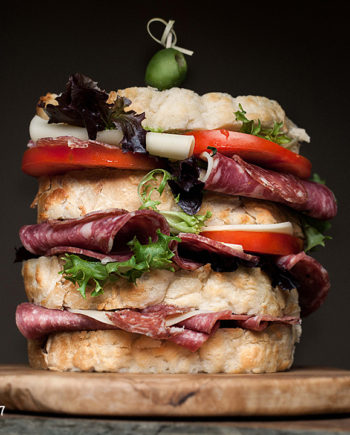 Fromagination's Great Wisconsin Sandwich