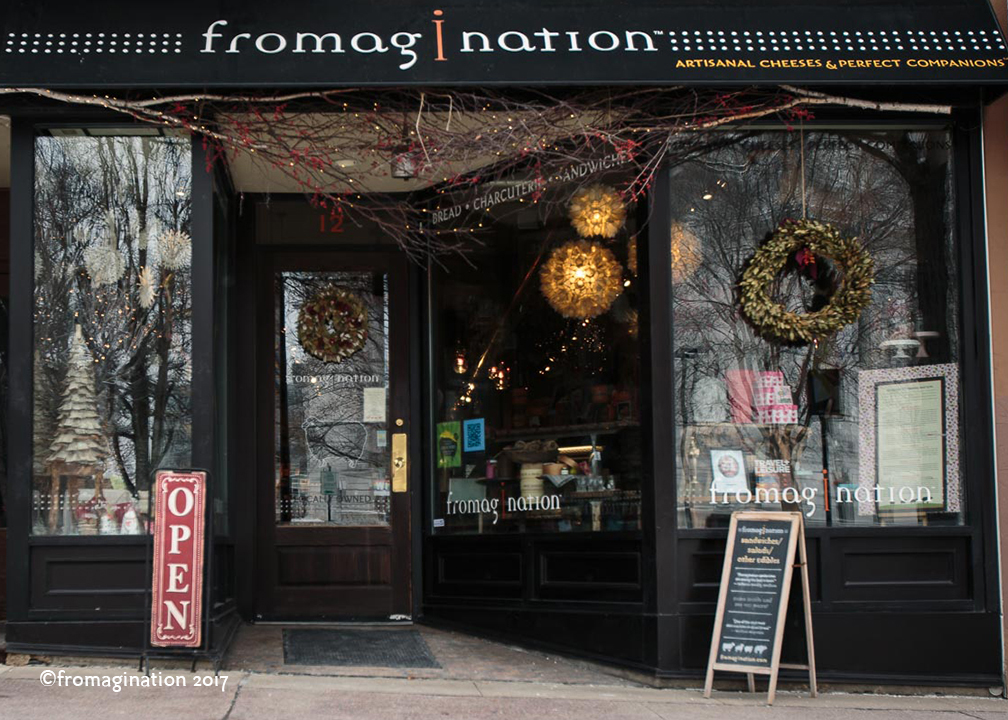 Fromagination Shop Front