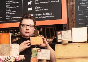 Fromagination cheesemongers take time to tell the stories of the cheese