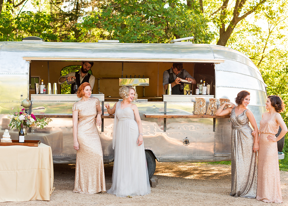 Fromagination Bridal Party