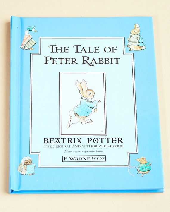 Fromagination features the Tale of Peter Rabbitt
