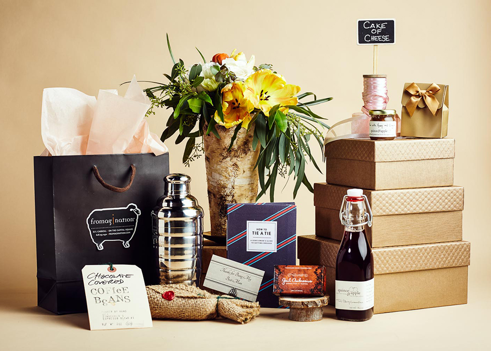 Gifts for the Best Man (or men) from Fromagination