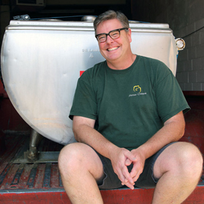 Fromagination features Keith Adams' Alemar cheeses