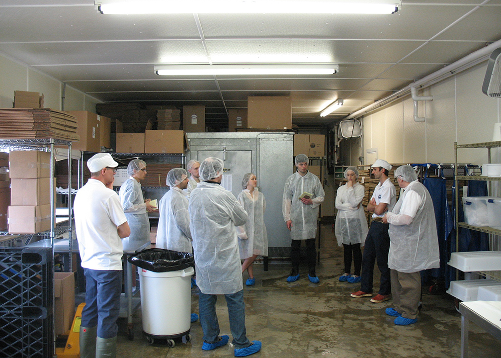 Fromagination visits Upland Cheese, Dodgeville, Wisconsin