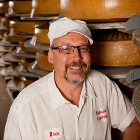 Fromagination features Bruce Workman's Edelweiss Creamery cheeses