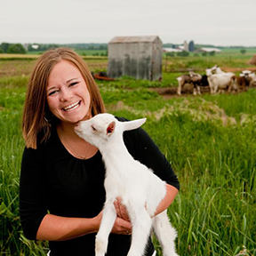Fromagination features Katie Fuhrmann's LaClare Farms cheesesr