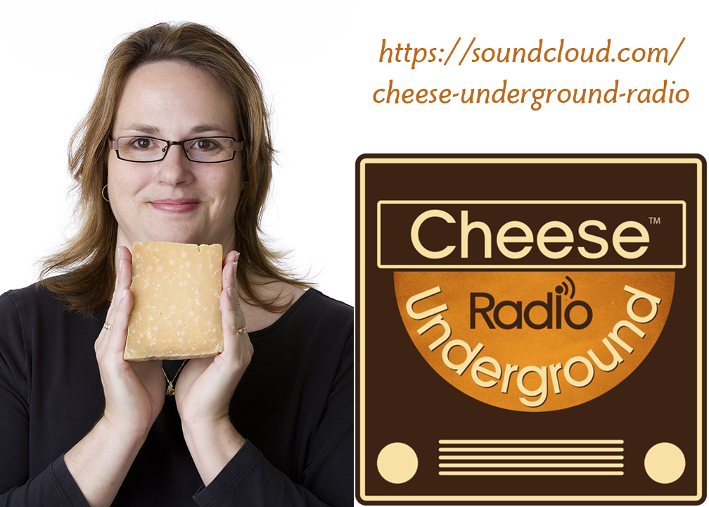 Fromagination supports the Cheese Underground Radio project
