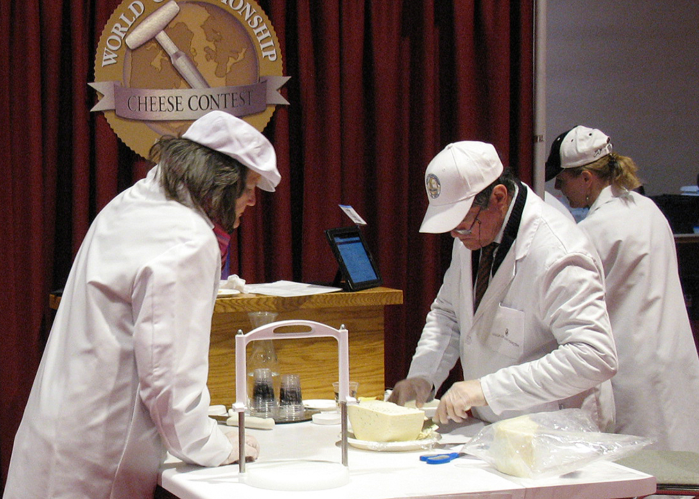 World Championship Cheese Contest 2018 - Fromagination