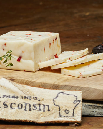 Fromagination offers Goat Pepper cheese