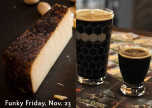 Fromagination features Funky Fridays