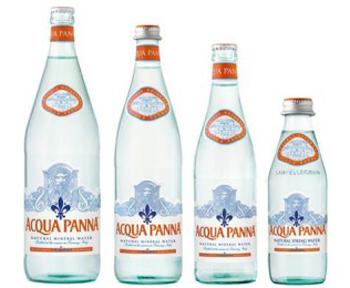 Acqua Panna Mineral Water