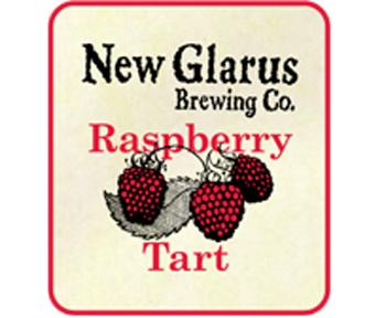 New Glarus Raspberry Tart ale