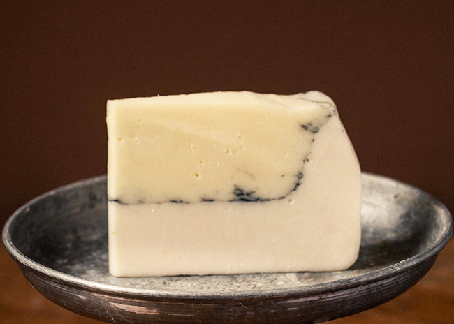This is a picture of Mobay cheese offered by Fromagination