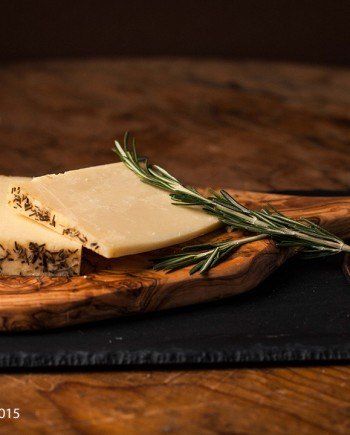 Fromagination features Rosemary & Olive Oil Asiago cheese
