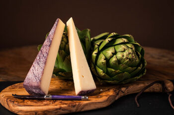 Fromagination features BellaVitano Merlot cheese