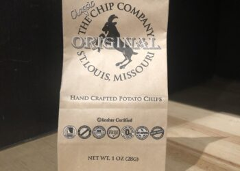 This is an image of our Original Billy Goat Chips.