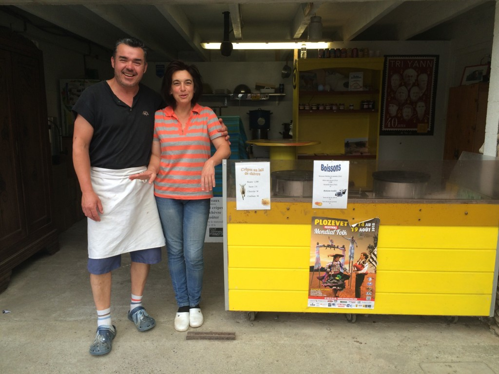 French Cheesemakers Frederic & Marisa Thomas