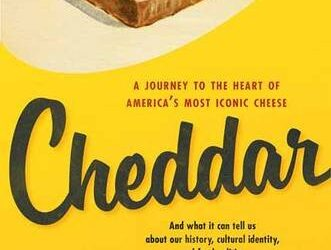 """Fromagination features """"Cheddar,"""" the book by Gordon Edgar"""