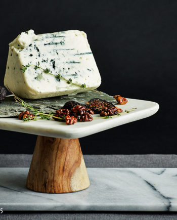 Fromagination features Moody Blue cheese