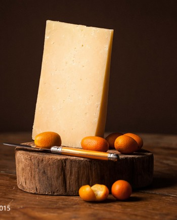 Fromagination features Citrus Ginger BellaVitano cheese