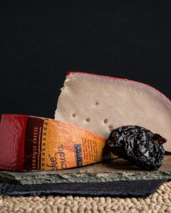 Thorp cheese from Holland's Family Farm