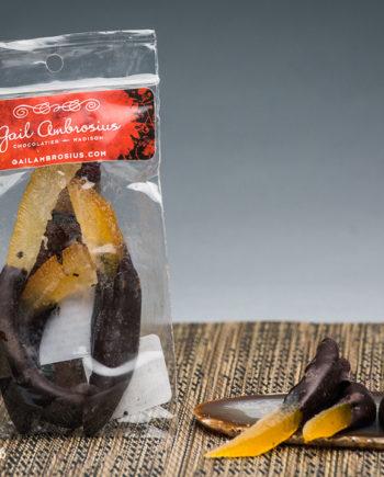 Fromagination features Gail Ambrosius chocolate orange peels