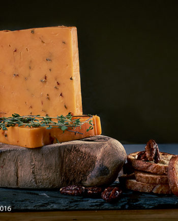 Fromagination features Jalapeno Pepper Cheddar cheese