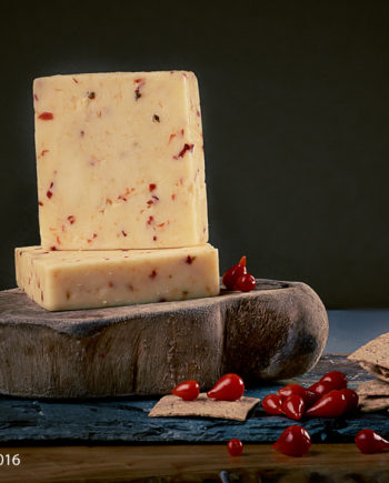 Fromagination features Peppadew Havarti cheese