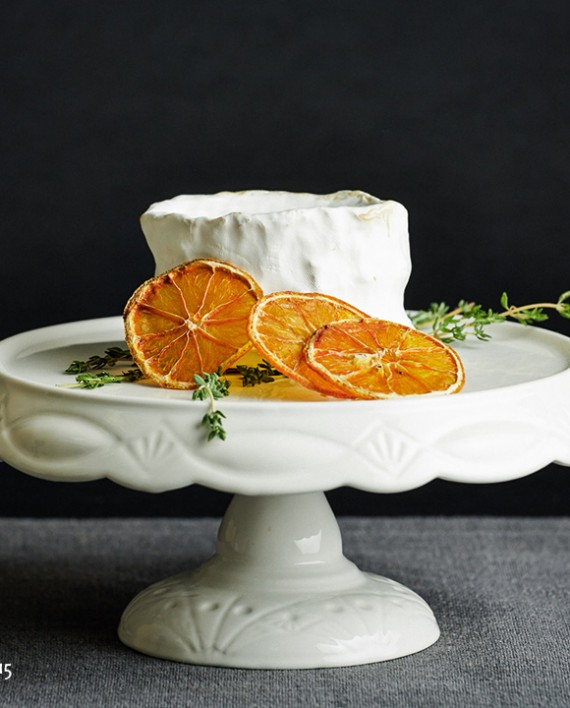 Fromagination features Delice de Bourgogne cheese.