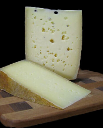 This is a picture of Little Mountain cheese, offered by Fromagination.