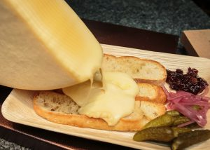Traditional Raclette