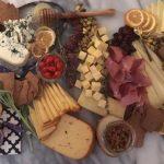 DIY Artisan Cheese & Charcuterie Platter