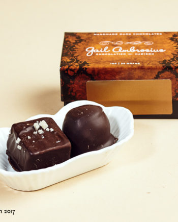2 piece Box of Truffles by Gail Ambrosius