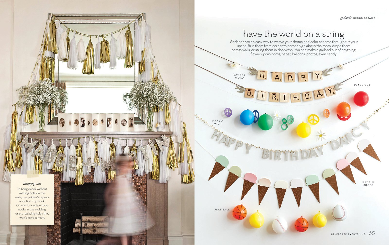 celebrate everything!: fun ideas to bring your parties to life