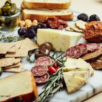 Cheese and Charcuterie Custom Plated Service