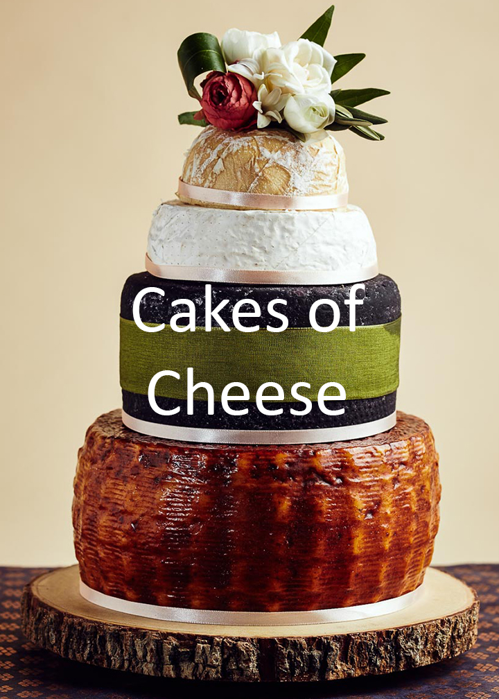 Fromagination features cakes of cheese